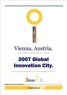 City Award Certificate 2007/2008 Sample
