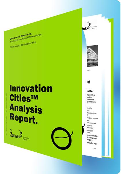 innovation cities analysis report